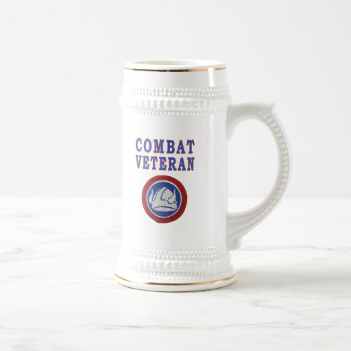 47th INFANTRY DIVISION Beer Stein