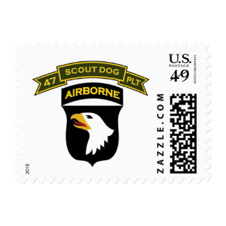 47th IPSD - 101st Airborne Stamps