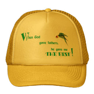 47When God Gave Fathers - Cap Trucker Hat