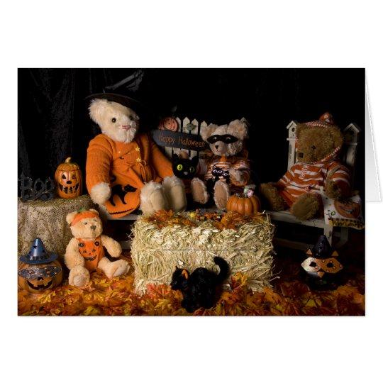 4805 Halloween Greeting Card