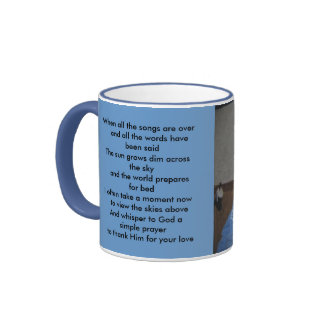 484, When all the songs are over   and all the ... Mugs