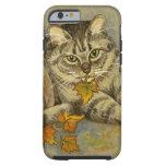 4872 Autumn Cat iPhone 6 Case