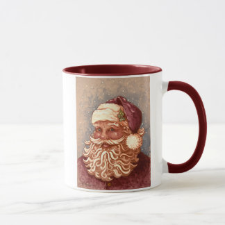 4884 Santa Claus Christmas Mug