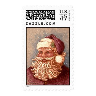 4884 Santa Claus Christmas Stamp
