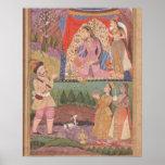 48.6/2 el folio 138 Farhad cuenta de nuevo sus ave Póster