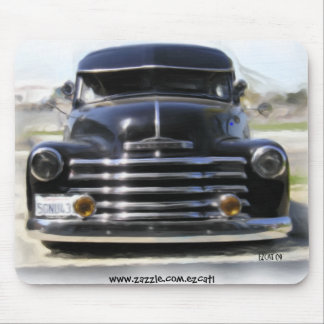48' Chevy Suburban Mouse Pad