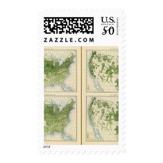 48 Oats 1890 Postage