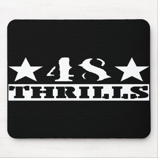 48 Thrills Mousepad