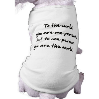 48bb4e world one person encouragement comments tee