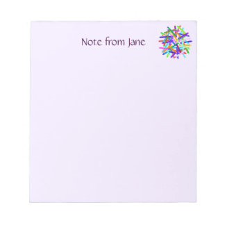 48th Birthday Gifts Notepad