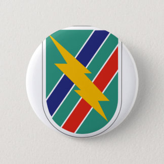 48th Infantry Brigade Pinback Button
