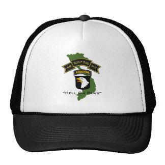 48th Scout Dog Platoon 101ID Trucker Hat