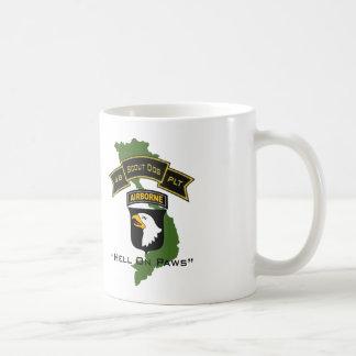 48th Scout Dog Platoon Coffee Mug