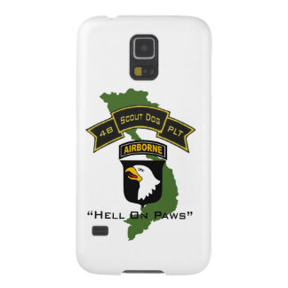 48th Scout Dog Platoon Galaxy S5 Cover