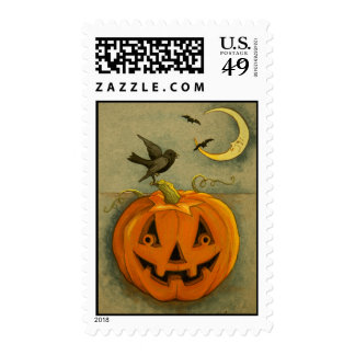 4900 Halloween Postage