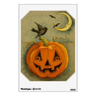 4900 Halloween Wall Decal