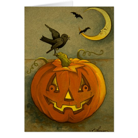 4923 Halloween Card Nephew & his Boyfriend