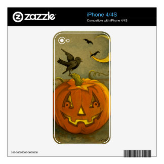 4923 Halloween Decals For The iPhone 4