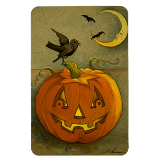 4923 Halloween Magnet