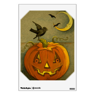 4923 Halloween Wall Decal