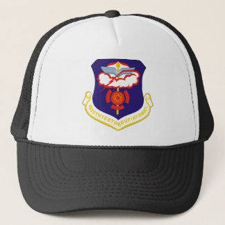 4925th Test Group (Atomic) Trucker Hat