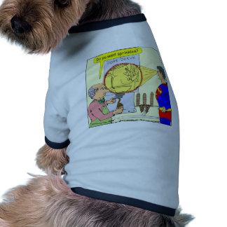 492 soft serve S-man cartoon Dog T-shirt