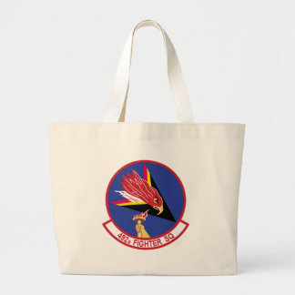 492nd Fighter SQ Large Tote Bag