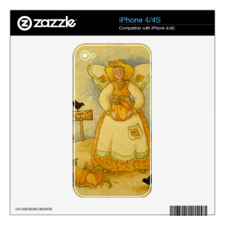 4934 Harvest Angel Skins For The iPhone 4