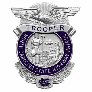 494px-NC_-_Highway_Patrol_Badge Statuette