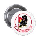 494th Fighter Squadron Pinback Button