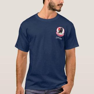 494th FS with F-15E - (dark color) T-Shirt