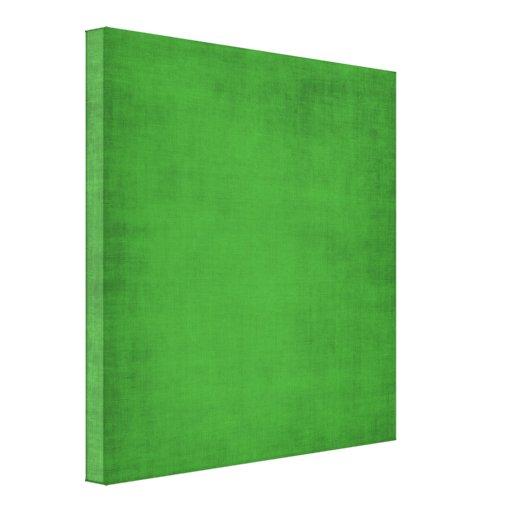 495_green-paper RICH GRASSY GREEN TEMPLATE TEXTURE Canvas Print