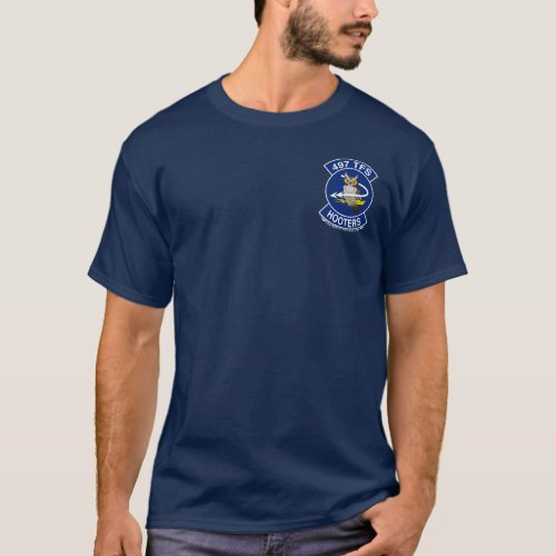 497th TFS Dark Shirt T_Shirt