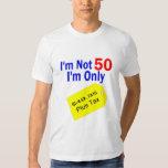 $49.95 Plus Tax Funny Birthday T-shirt