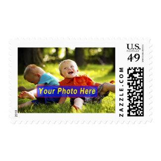 49 centavos personalizaron los sellos USPS