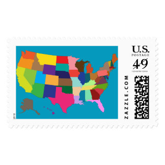 49 cents US Stamp
