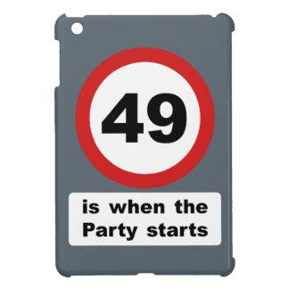 49 es cuando el fiesta comienza