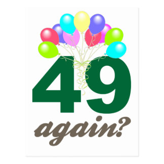 49.o Regalos de cumpleaños/Souvenits Postal