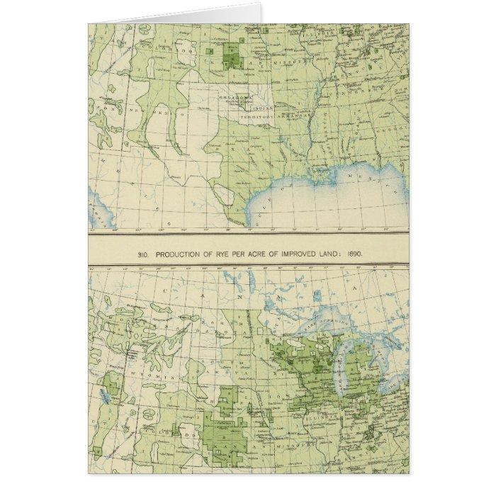 49 Rye 1890 Card