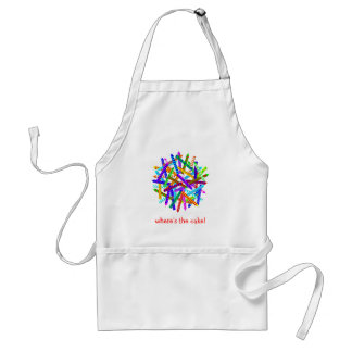 49th Birthday Gifts Adult Apron