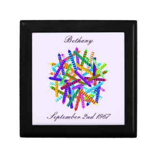 49th Birthday Gifts Jewelry Box