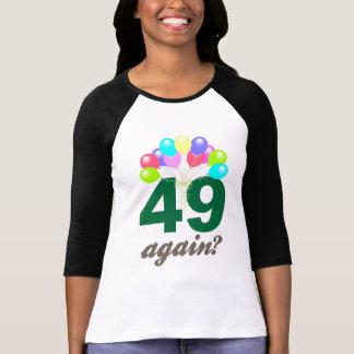 49th Birthday Gifts / Souvenits T-Shirt