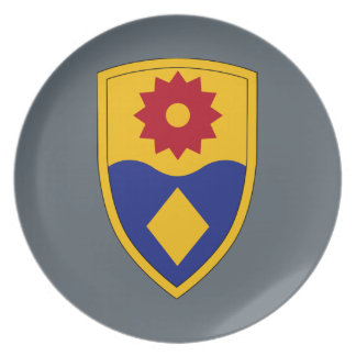 49th Military Police Brigade Plate