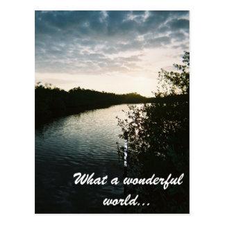 4-11-2007-07, un qué mundo maravilloso… tarjeta postal