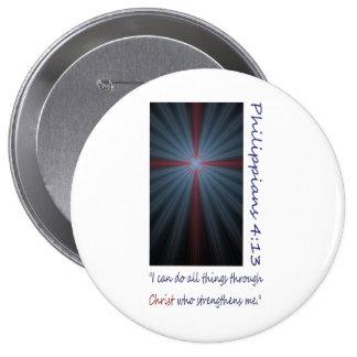 4:13 de la cruz/de Phil Pin Redondo 10 Cm