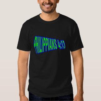 4:13 de los filipenses camisas