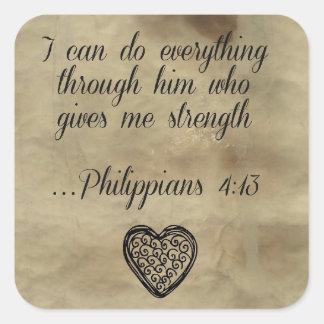4:13 de los filipenses del verso de la biblia