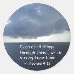 4:13 de los filipenses etiqueta