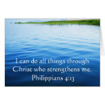 4:13 de los filipenses que inspira verso de la bib felicitaciones