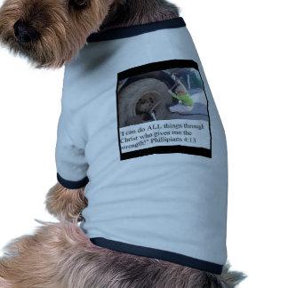 4:13 de los filipenses camisetas de mascota